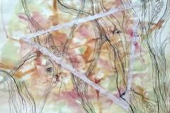 De-la-serie-celulas-2-remolacha-te-mate-lapiz-colortinta-collage-e-impresion-digital-en-papel-para-acuarela-antiguo-70-x-50
